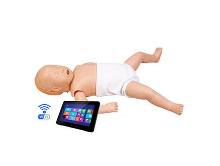 无线婴儿心肺复苏模拟人