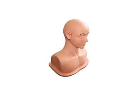 ZMJY/L-W04电子耳部检查模型