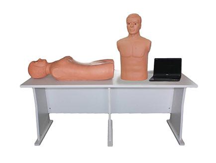 ZMJY/TCZ-10001T  网络版心肺、腹部检查教学系统(教师机)