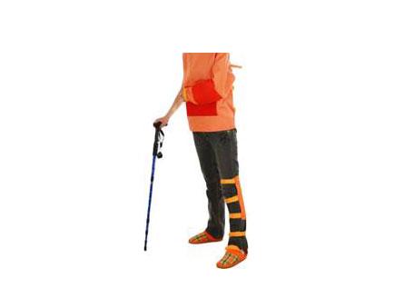 ZMJY/H-5002 着装式老年偏瘫护理模拟装置