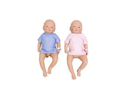 ZMJY/FT007  出生婴儿模型