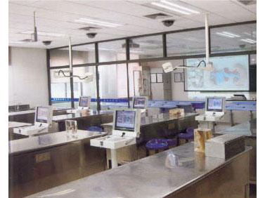 解剖多媒体互动室