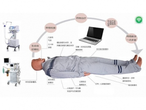 ZMJY/TZ-Man 高智能综合团队急救模拟系统
