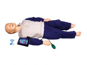 无线儿童心肺复苏模拟人