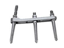 DF型脊柱内固定器 1002